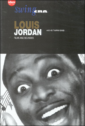 SWING ERA LOUIS JORDAN - DVD