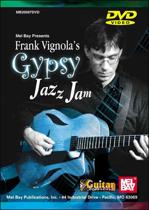 GYPSY JAZZ JAM -DVD