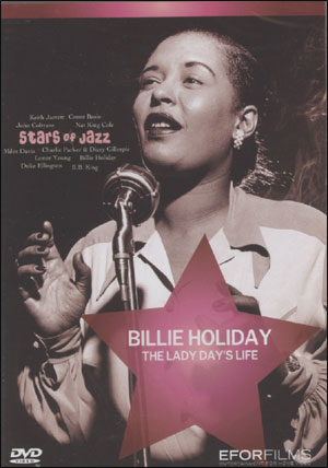 B.HOLIDAY- LADY DAYS LIFE- DVD