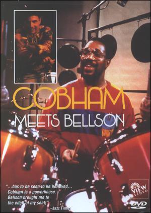 COBHAM / BELLSON - DVD