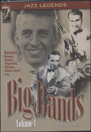 BIG BANDS VOL. 1 - DVD