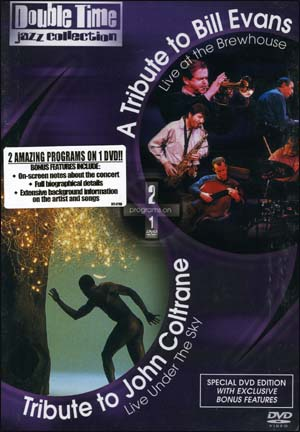 BILL EVANS / COLTRANE TRIBUTE - DVD