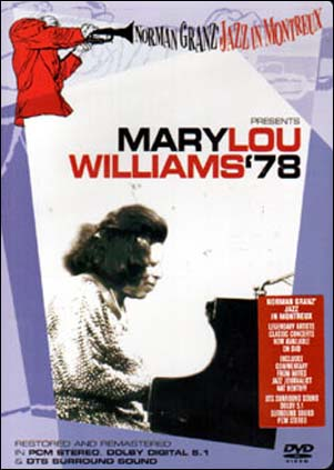 Norman Granz' Jazz in Montreux Presents - Mary Lou Williams '78 - DVD