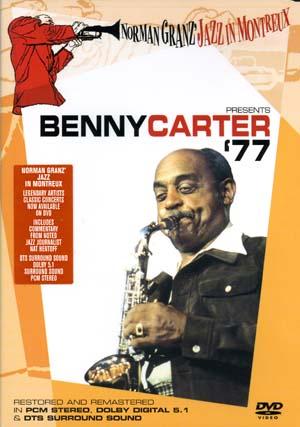 BENNY CARTER DVD