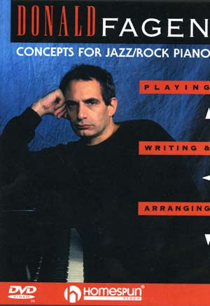 DONALD FAGEN DVD/CD