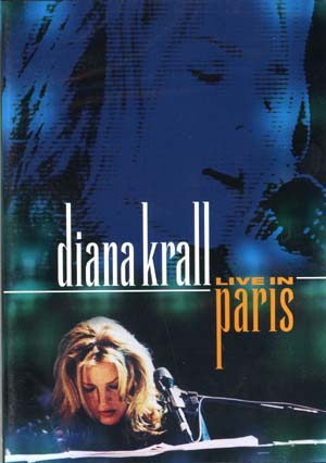 DIANA KRALL-LIVE IN PARIS