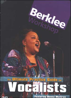 VOCALISTS: PRACTICE GUIDE DVD