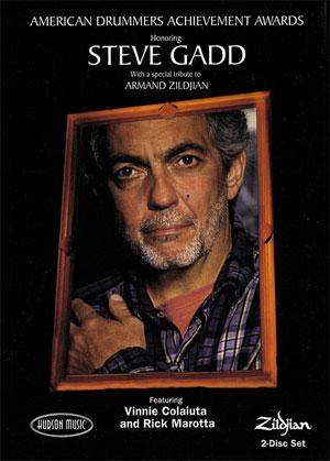 STEVE GADD AWARD DVD