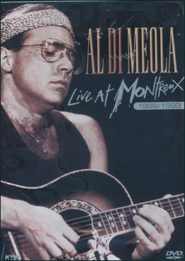 AL DI MEOLA - MONTREUX '86/'93