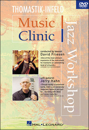 FRIESEN/ HAHN MUSIC CLINIC