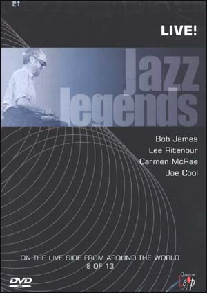 JAZZ LEGENDS LIVE Vol.8 DVD