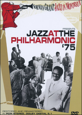JAZZ AT PHILHARMONIC-Granz'