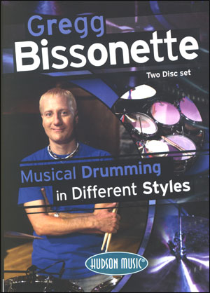GREG BISSONETTE 2 DVD SET