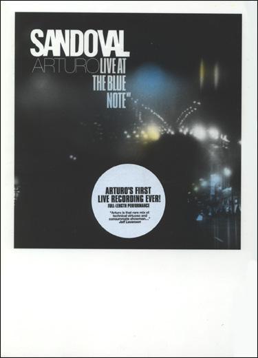 ARTURO SANDOVAL-Blue Note Live