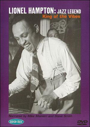 LIONEL HAMPTON-VIBES KING DVD