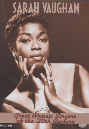 GREAT SINGERS: SARAH VAUGHAN