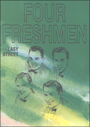 FOUR FRESHMEN - DVD