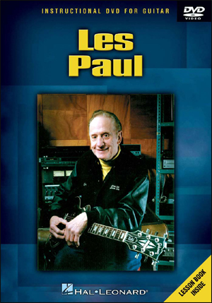 LES PAUL DVD