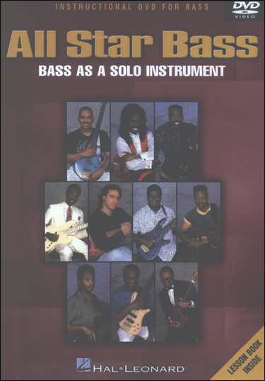 All Star Bass: Bass As a Solo Instrument - DVD