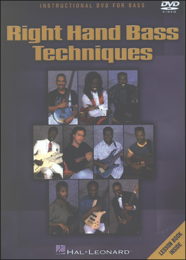 BASS RIGHT HAND TECHS-DVD