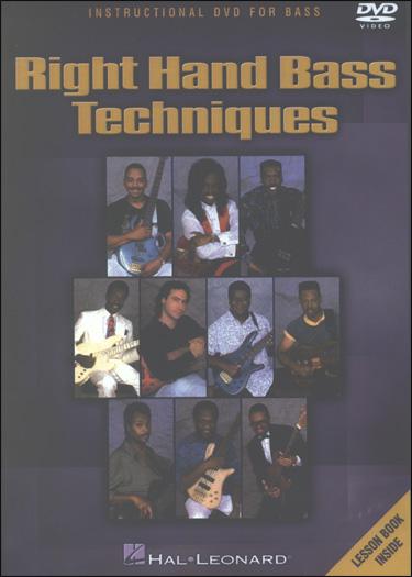 BASS RIGHT HAND TECHS-DVD