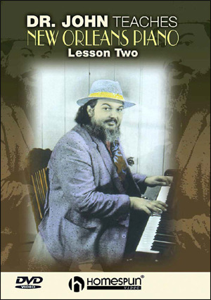 DR. JOHN:DVD-NewOrleansPiano#2