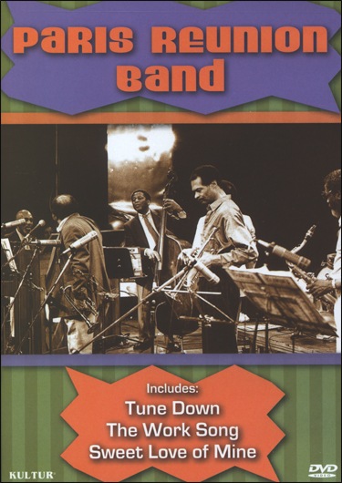 PARIS REUNION BAND DVD