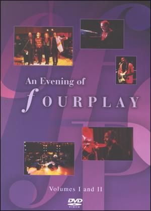AN EVENING OF FOURPLAY - DVD