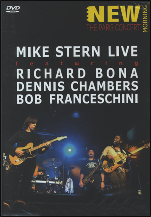 MIKE STERN LIVE-Paris DVD