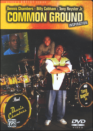 COMMON GROUND DVD