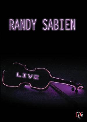 RANDY SABIEN LIVE IN MINNEAPOLIS
