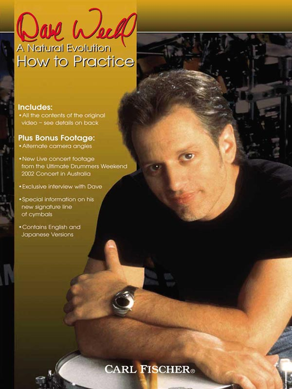 DAVE WECKL - HOW TO PRACTICE
