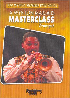 A Wynton Marsalis Masterclass: Trumpet - DVD