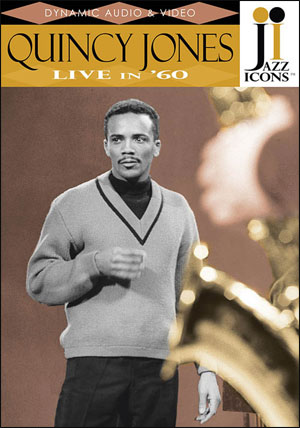 Quincy Jones – Live in '60 - DVD