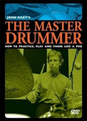 THE MASTER DRUMMER - DVD