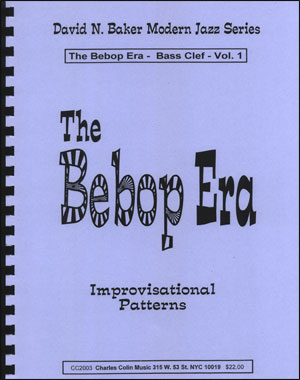 The Bebop Era Volume 1 - Bass Clef