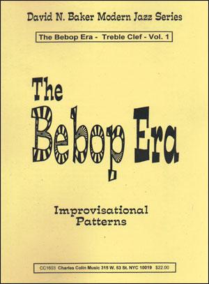 The Bebop Era Volume 1 - Treble Clef
