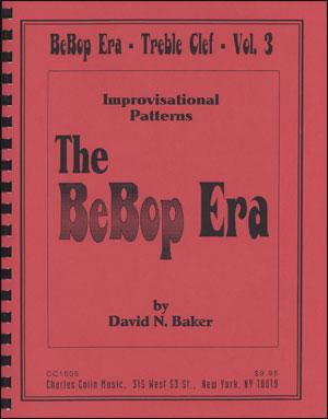 The Bebop Era Volume 3 - Treble Clef