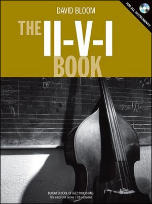 DAVID BLOOM - II-V-I BOOK