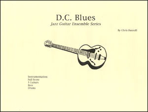 D.C. Blues - Guitar Combo