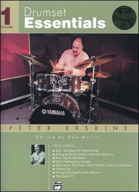 Drumset Essentials - Volume 1