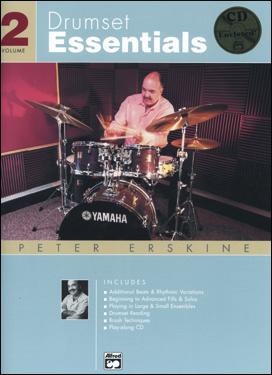 Drumset Essentials - Volume 2