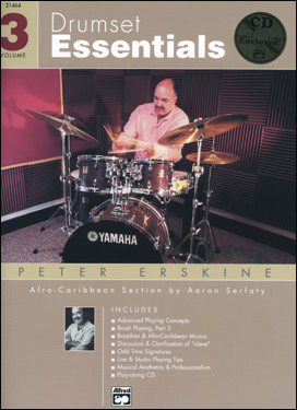 Drumset Essentials - Volume 3