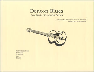 Denton Blues - Guitar Combo