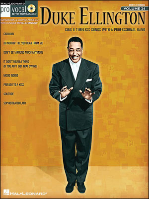 Duke Ellington - Pro Vocal Men's Edition Vol. 24