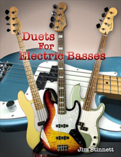 Duets For Electric Basses