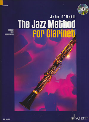 Developing Jazz Technique for Clarinet