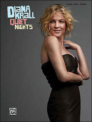Diana Krall: Quiet Nights - Piano/Vocal/Chords Songbook