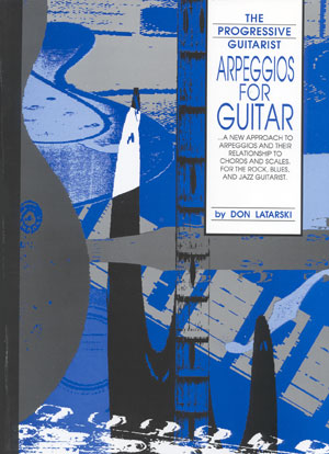 The Progressive Guitarist - Arpeggios For Guitar