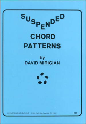 Suspended Chord Patterns - By David Mirigian